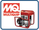 Multiquip - Honda Powered Generators