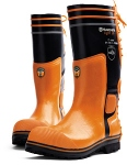Husqvarna Boots - Rubber Loggers Boots