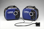 Yamaha Inverter Generator 2-EF2000iS-w/charging cables and sidewinder cable